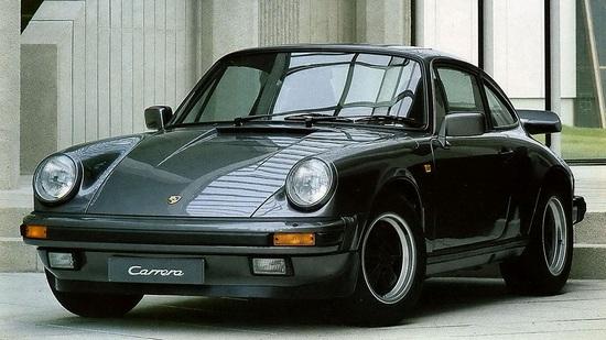 Porsche 911 3.2 Carrera coupe