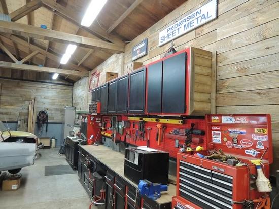 Le garage de nos anciennes