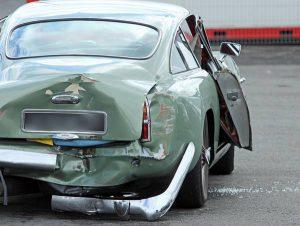 Accident et assurance