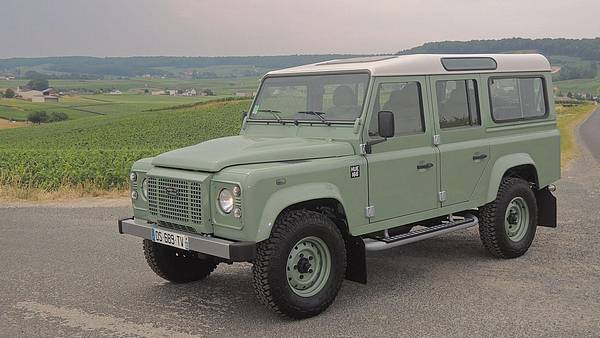 """Land Rover Serie """"Heritage"""""""
