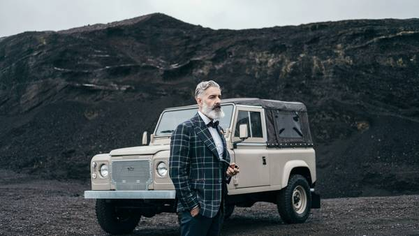 Land Rover Hipster