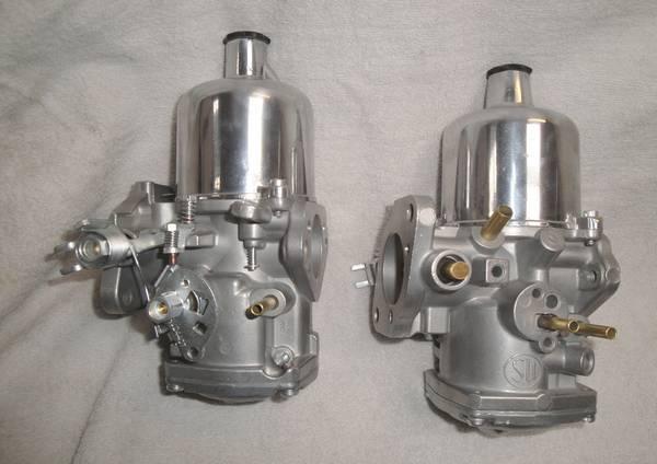 Carburateurs SU