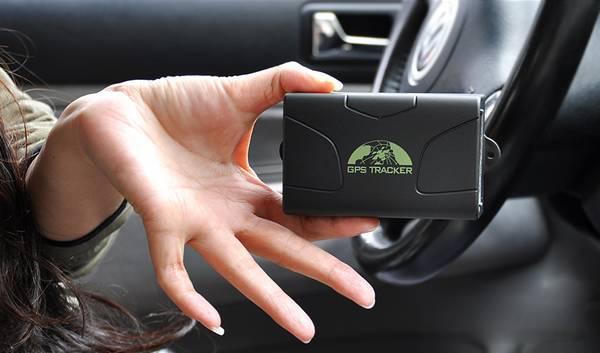 GPS tracker TK104