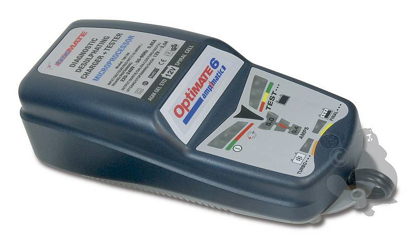 Chargeur Optimate 6