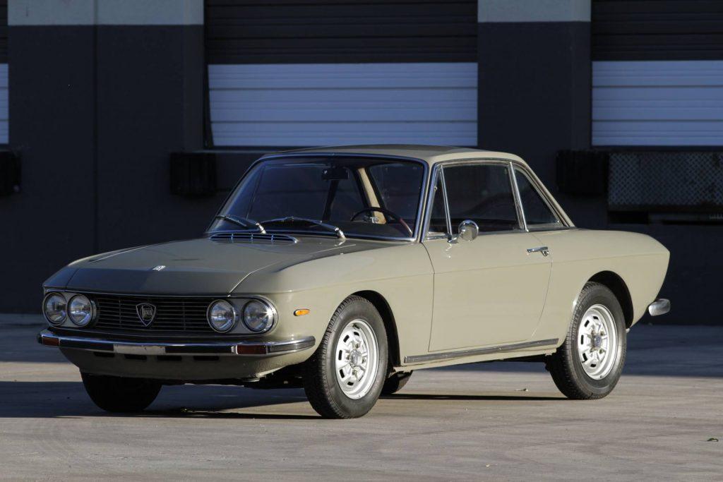 Notre choix Lancia Fulvia Coupe