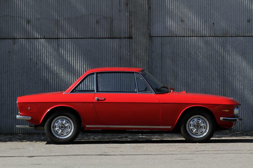 Lancia Fulvia Coupé Serie 2