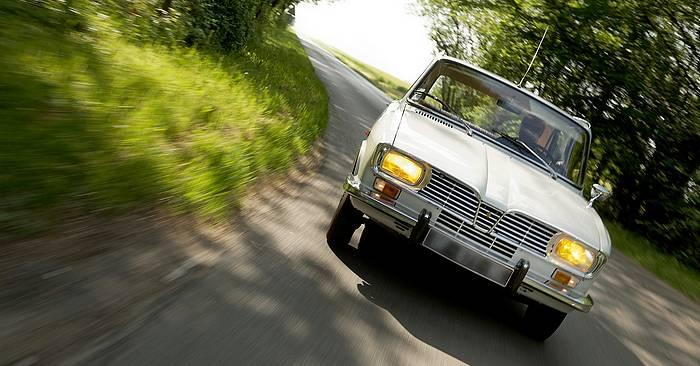 La Renault 16 est une excellente routière