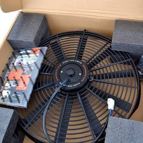 Ventilateur supplémentaire