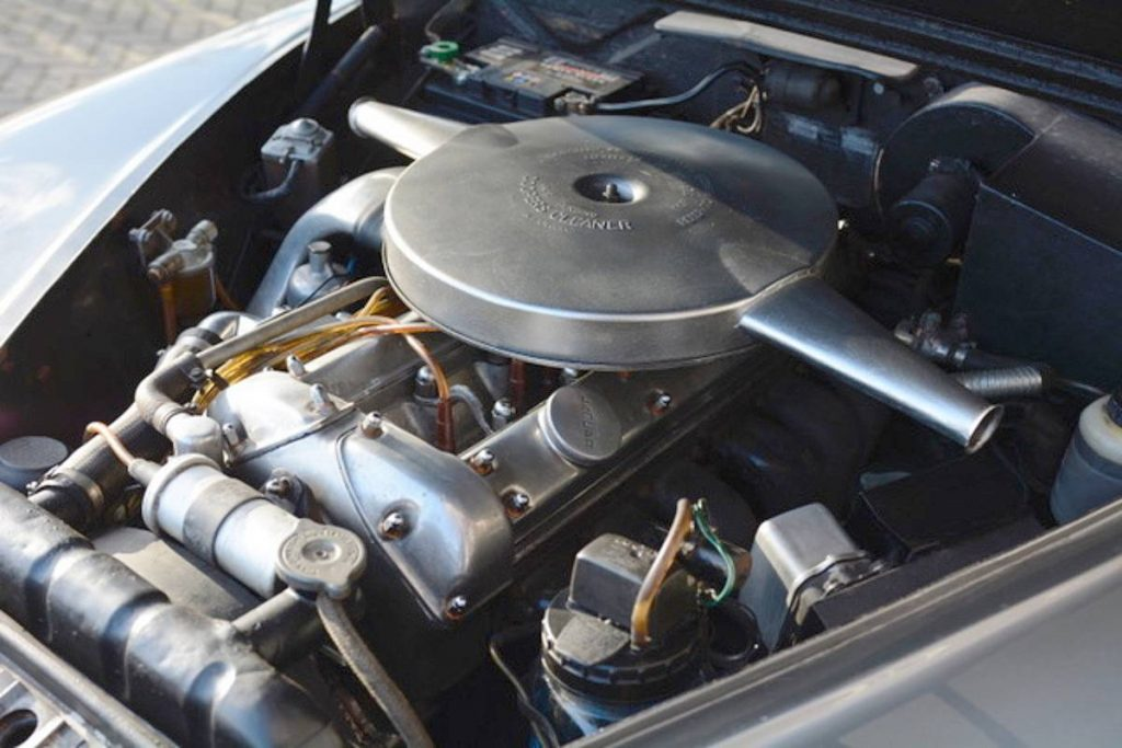 Moteur Jaguar 3.8