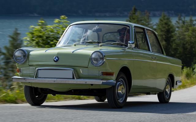 BMW 700 de 1963