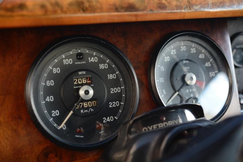 La Jaguar 6 cylindres 3.8