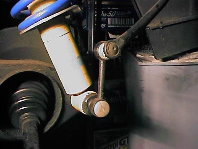 Biellettes de barre stabilisatrice de Porsche 914