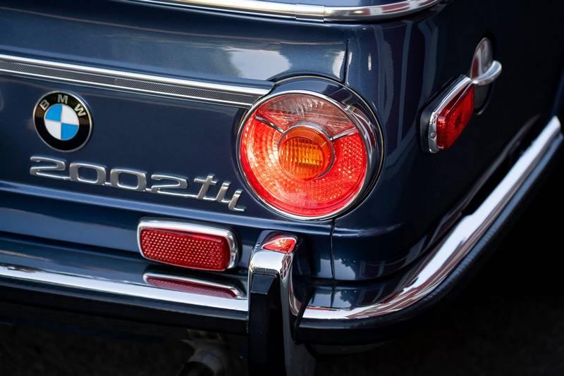 BMW 2002 Tii de 1972