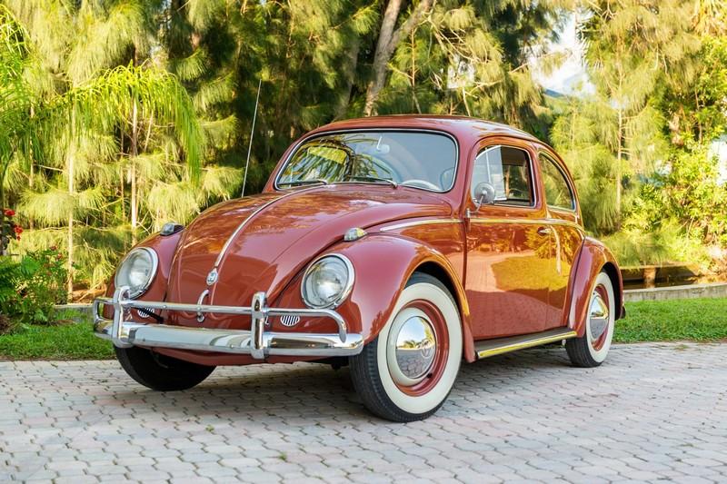 VW Coccinelle 1958