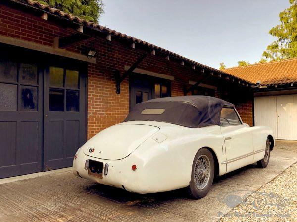 Barn Find Alfa Romeo 6C2500 S Cabriolet de 1948
