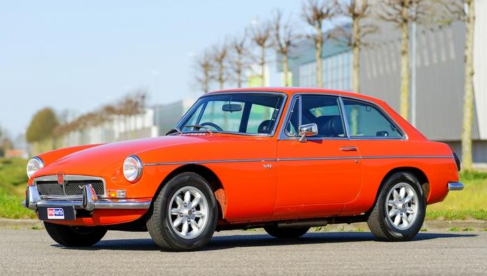 A vendre MGB GT V8